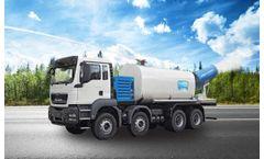 SprayCannon - Water Tank Truck