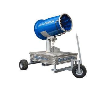 Automatic Mist Cannon-4