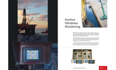 Anchor - Windlass Monitoring System Brochure