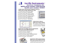 EaziVal - Model 825 - Washer Disinfector Validation Brochure