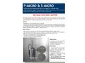 Model S-Micro - Miniature High Temperature Data Logger Brochure