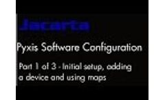 Data Centre Monitoring Software - Jacarta Pyxis Configuration - Part 1 of 3 Video