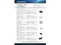 InterSeptor Sensor - Specifications
