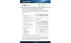 PYXIS DCIM Lite - Central Monitoring & Management Software - Brochure