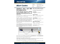Jacarta Alert Centre - Telephone Voice and SMS Messaging System - Brochure
