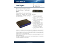 Jacarta InterSeptor - Environmental Monitoring System for Data Centres, IT Rooms and Racks - Brochure