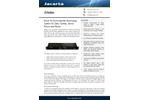 interSeptor iMeter - Power & Environmental Monitoring System for Data Centres, Server Rooms and Racks - Brochure