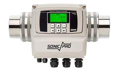 Sonic - Model Pro S4 - Inline Ultrasonic Flow Meter