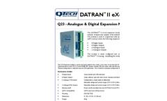 Q23 - Analogue & Digital Expansion Module