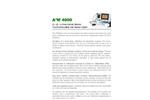 Sarad - Model A²M 4000 - Radioactivity and Gas Monitoring System Brochure