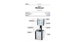 Lab Scout - Gamma Quantifier with Integrated Scale  - Manual
