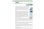 poCAMon - Personal Continuous Air Monitor (CAM) Brochure