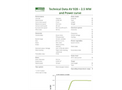 Technical Data AV 928 - 2.5 MW Brochure