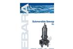 Model DMLEU - Single Channel Impeller Pumps Brochure