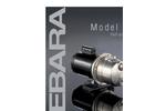 EBARA - Model JEU - Self-Priming Jet Pumps Brochure