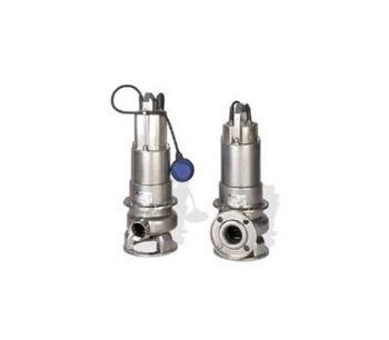 EBARA - Model DWU, DWXU - Dominator Sewage Pumps
