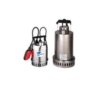 EBARA - Model EPD / Optima - Submersible Stainless Steel Drainage Pump