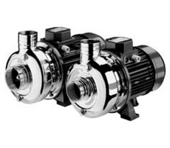 EBARA - Model DWO - Stainless Steel Open Impeller Centrifugal Pumps