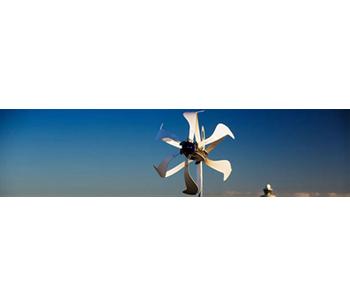 Energy Ball - Model V100 and V200 - Virtually Silent Wind Turbine