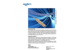 i-Zone - Model CD-X - Detecting Cable - Brochure