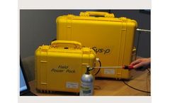 EcoSys - Model P - Field Power Pack System