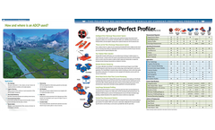 Water Resources Product Line Brochure