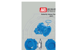 Flanged Type Butterfly Valve Brochure