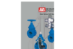 Soft Seated Gate Valve Brochure
