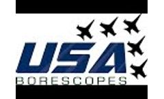 USA Borescopes - Your One Stop Shop for Your Visual Inspection Needs - Video