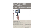 Model IRis DVR X 4mm - Innovative Videoscope System - Technical Datasheet