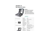 Model USA360-1.5 - Pipe Inspection Camera - Brochure