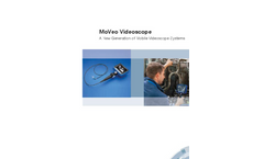 MoVeo - Model 6mm -  Mobile Videoscope Systems - Brochure