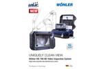 Wohler - Model VIS 700 HD - Video Inspection System - Brochure