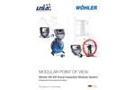 Wohler - Model VIS 400 - Visual Inspection Modular System - Brochure