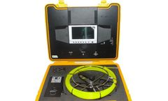 Model PIVS 12-100 12mm - Manual Push Inspection Videoscopes