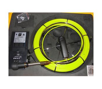 Model PIVST3188DN - Manual Push Inspection Videoscope With Transmitters