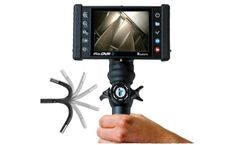 Model IRis DVR 5 6mm - 4 Way Articulation Iris Videoscope System