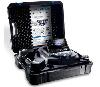 Model Wohler VIS 350 - Visual Inspection Cameras