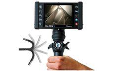 Model IRis DVR 5 8mm - 4 Way Articulation Iris Videoscope System