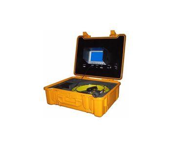 Model 1 Inch - Manual Push Inspection Videoscope System