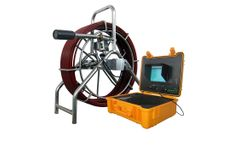 Model 40mm - Manual Push With Reel Inspection Videoscope Systems