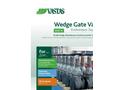 Wedge Gate Valves Brochure