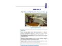 AMD 604 S High Mass and High Resolution Research Mass Spectrometer Brochure