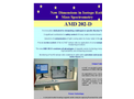AMD 202-D System for Detection of Heavy Water in Cooling Circulations Systems Brochure