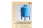 Thermogenics - Blowdown Tank - Brochure