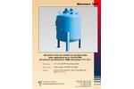 Thermogenics - Blowdown Tanks - Datasheet