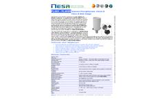 NESA - Model PL400 & PL400R - Rain Gauge Brochure