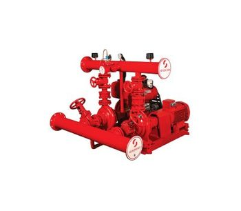 Fire Fighting Pump