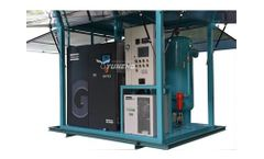 Yuneng - Compressed Hot Dry Air Generator