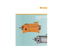 Multistage Centrifugal Pump - Brochure